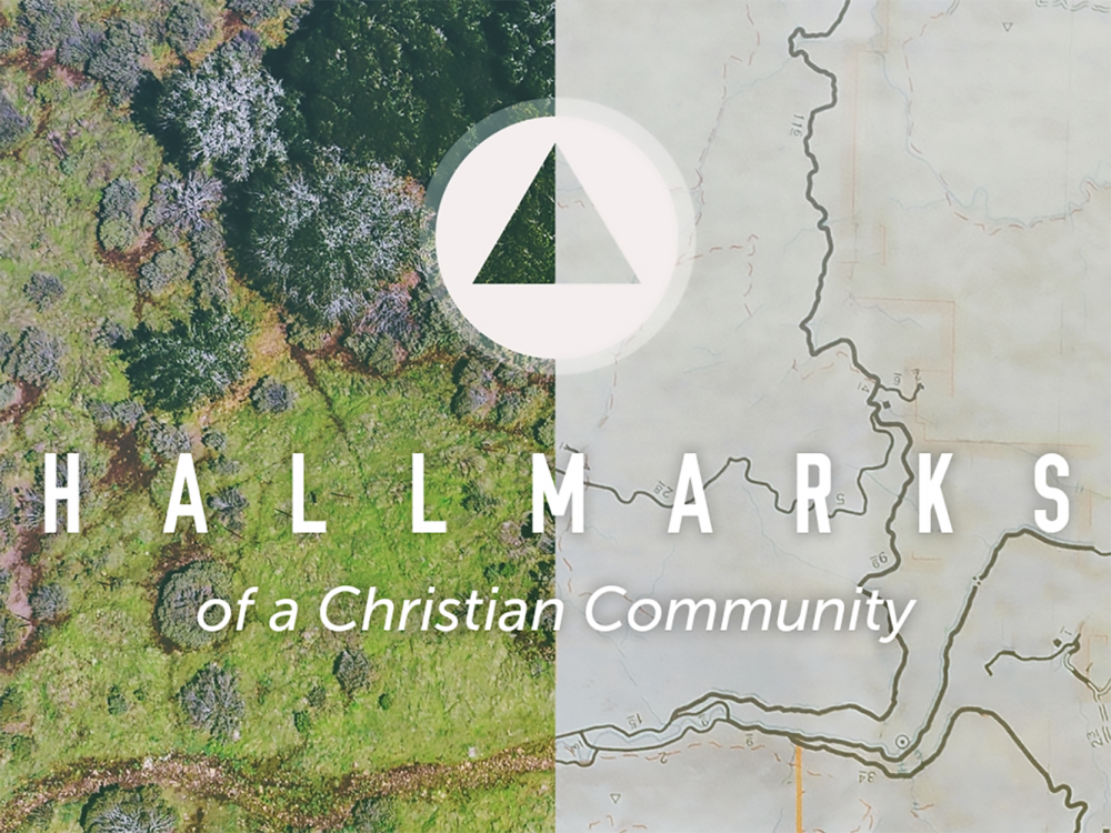 Hallmarks of a Christian Community